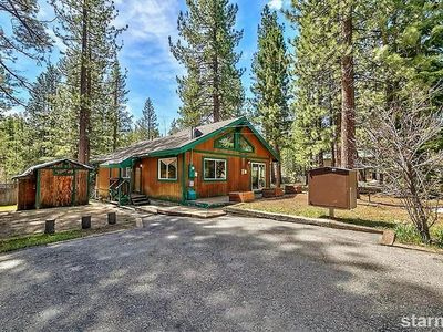 Photo for Our Family Cabin on a quiet Cul-de-Sec. Close to Heavenly/Casinos & Lake Tahoe
