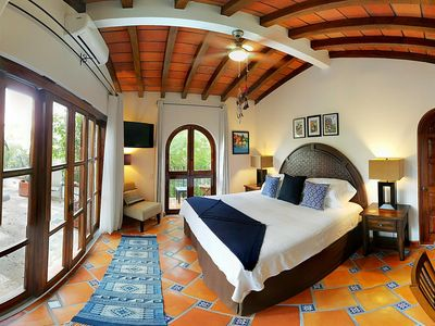 Photo for Private Luxury Guest Suite in Selva Romantica with Old World Mexican Charm