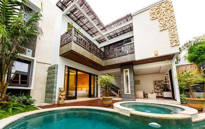 Photo for 3BR 15mins to Beach, Central Seminyak #3