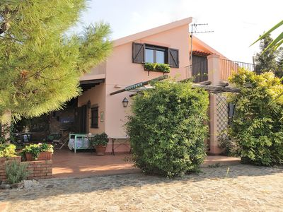 Photo for Messina resort Gesso rent a super-peasant villa Peloritani hilly area