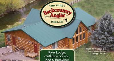 Photo for Backcountry Angler Deluxe River Lodge is your gateway to Blue Ribbon Fishing
