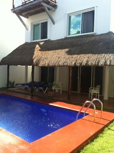 Photo for Charming Private Property 240 M2 with pool only at a few steps from the beach