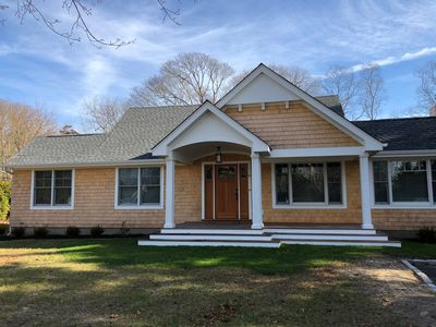 Photo for Brand New, Upscale 4 Bed, 3 Bath Home South of the Highway in Westhampton