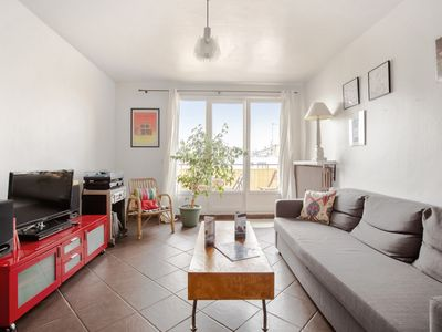 Photo for Charming flat with balcony in Montreuil, at the doors of Paris - Welkeys