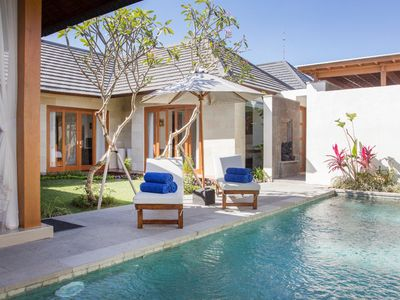 Photo for BUNGA NEIL VILLA SEMINYAK 3 BEDROOMS