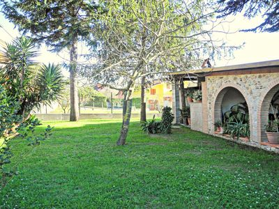 Photo for With a private garden, a few km from the beaches of Versilia, Tuscany coast