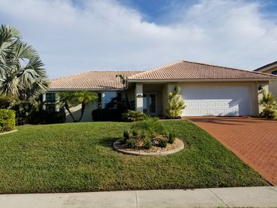 Photo for Beautiful and Serene Waterfront Home with Heated Pool and Dock in Marco Island