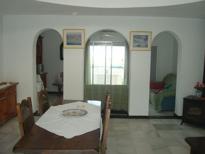 Photo for 3 bedroom apartment on ground floor with A / C, BBQ and pool terrace Nº22