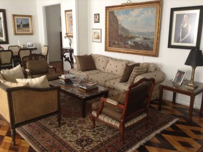Photo for Spacious Luxury 4 Bedroom Apartment Copacabana