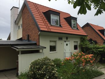 Own house in the center of Sigtuna
