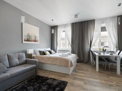 Photo for My Warsaw Place - Studio Apartment, Sleeps 3