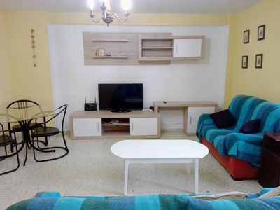 Photo for Apartment very central and close to the beach