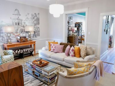 Photo for Colonial Glamour on Capitol Hill ~ Sleeps 4/5!
