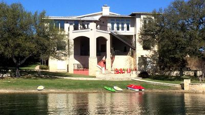 Photo for Amazing Lakefront Vacation Home