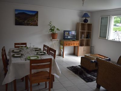 Photo for SEASONAL RENTAL LE PEJIBAYE