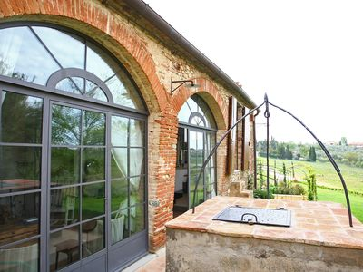 Photo for Stable of the villa of Altipertoli, independent unit for 2/4 people