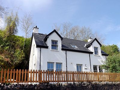 Photo for Vacation home Staffin Road in Mid Skye - 5 persons, 3 bedrooms