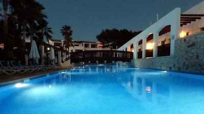 Photo for Exclusive penthouse apartment in a fantastic holiday complex with large pool area