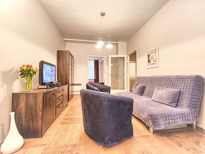 Cozy Two-Bedroom Apartment near National Theatre - Ostrovni