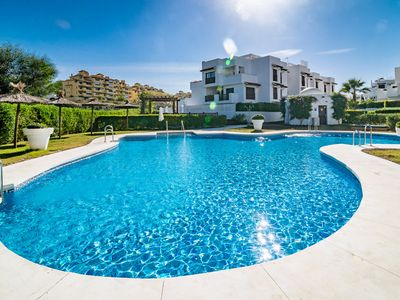 Photo for GH2 - Family Friendly Apartment in Golf hills - Apartment for 4 people in Estepona