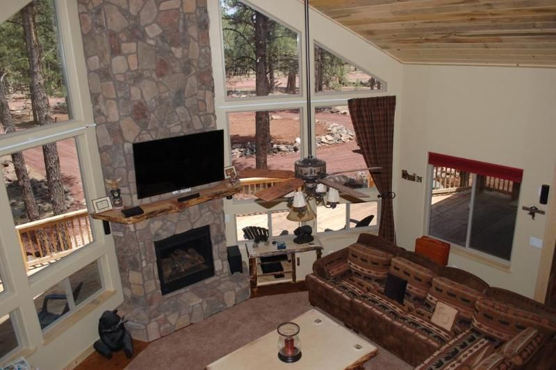park grand picture of arizona north cabins lodge near locationphotodirectlink cabin canyon rim national pioneer