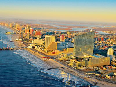 Photo for The Boardwalk, Beaches, Casinos at Your door! Wyndham Skyline Towers