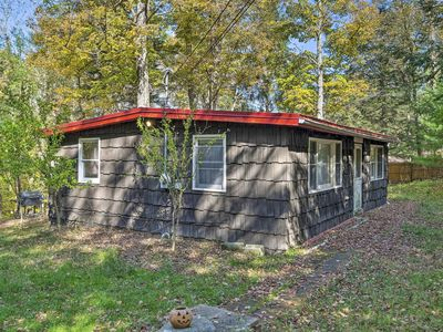 Photo for NEW! Catskill Mtn Home w/Deck, 1.2Mi to Zoom Flume