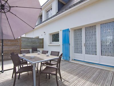 Photo for 3 bedroom Villa, sleeps 5 in Carnac with WiFi