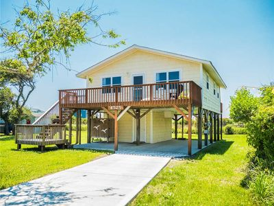Photo for Sunset Bay: 3BR/1BA, Sleeps 6, North Topsail Beach with Sound and Marsh Views!