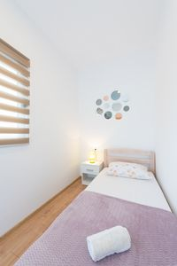 Photo for Luxury apartment for seven people with swimming pool