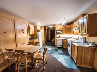 Photo for Ski-In Condo in the Heart of Big White with a Fireplace + Hot Tub Access
