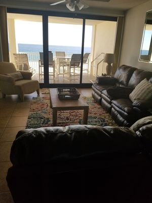 Photo for Huge Beachfront Balcony! Newly updated! Walk in shower!  Stainless appliances!