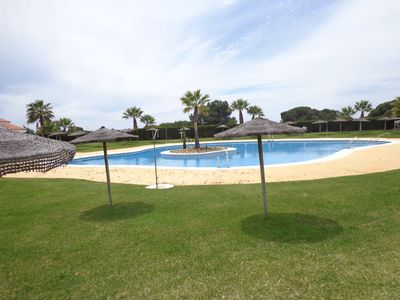 Photo for Wonderful house on the 1st line of the beach, with Kayak and Paddle Surf, WIFI.