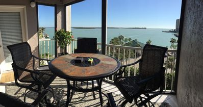 Photo for Waterfront Condo With Direct Ocean Access To The Gulf Of Mexico