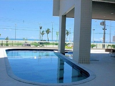 Photo for Spectacular apt. furnished, facing the Praia de Iracema.