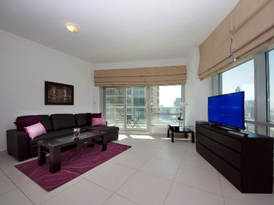 Photo for Beautiful 1BHk in LOFTS CENTRAL - DOWNTOWN