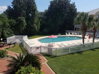Photo for Quiet 2BR/2BA, Condo with Pool - Private Setting!
