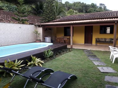 Photo for Accommodation with pool and shared backyard