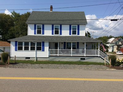 Photo for Newly Renovated - 100 steps from the Beach