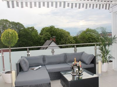 Photo for Exclusives terraces duplex penthouse in the heart of Munich