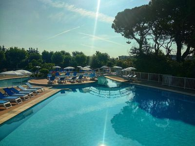 Photo for Very nice 1 bedroom apartment near the sea and Cannes, view of the golf course