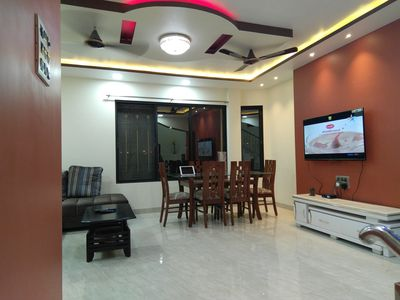 Photo for Duplex 2 bedroom spacious and modern apartment in an independent villa