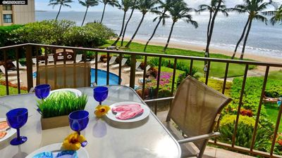 Photo for Ocean Front At Kealia Resort, Rental Car Available