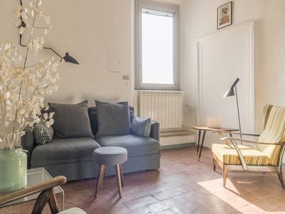 Photo for Loft with views of Palazzo Ducale