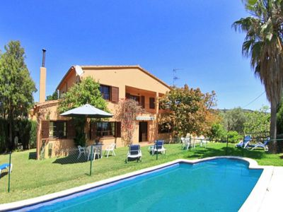 Photo for Club Villamar - Nice villa with private swimming pool,air conditioning and a big garden ready to ...