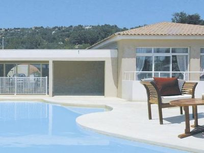 Photo for Residence Les Bastides des Chaumettes, Montauroux  in Var - 8 persons, 2 bedrooms