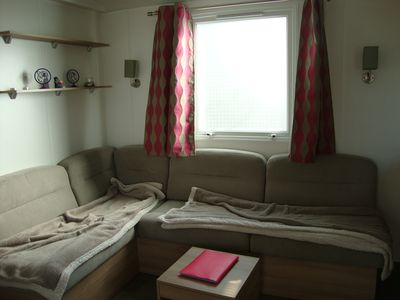 Photo for mobilhome 40 m2 in the sands of the south 34350 valras / beach