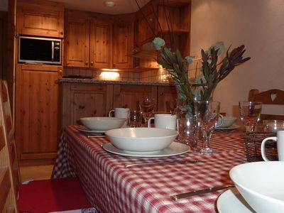 Photo for Beau Soleil Val Thorens 6 persons 81 m2