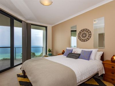 Photo for Superb Penthouse on level 7 in Nautilus apartments Rockingham beach