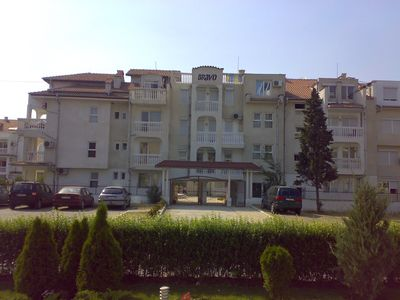 Photo for FAMILY -FRENDLY SUNNY BEACH APARTMENT WITH TWO SWIMMING POOLS AND RESTORANT